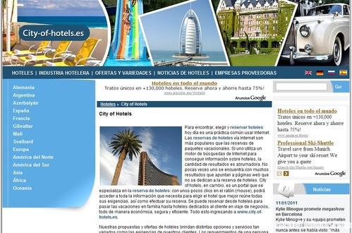 www.city-of-hotels.es