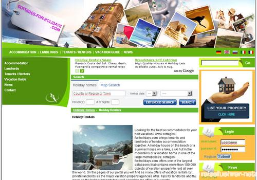www.cottages-for-holidays.com