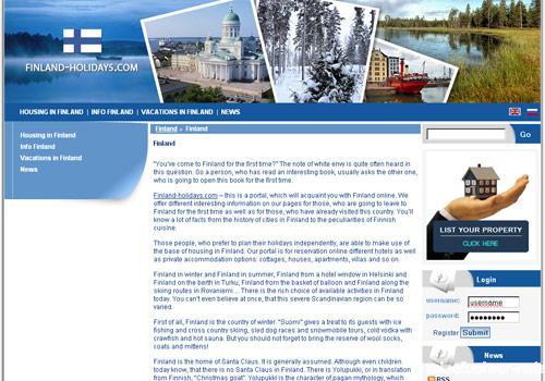 www.finland-holidays.com