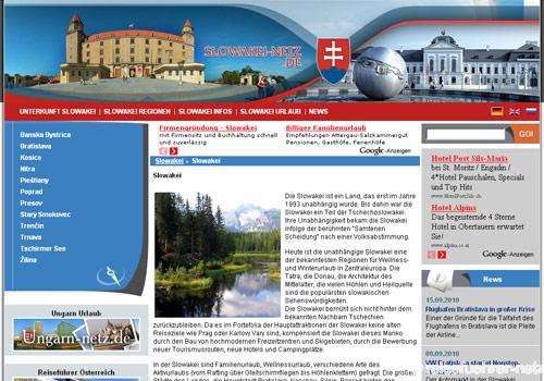 www.slowakei-netz.de