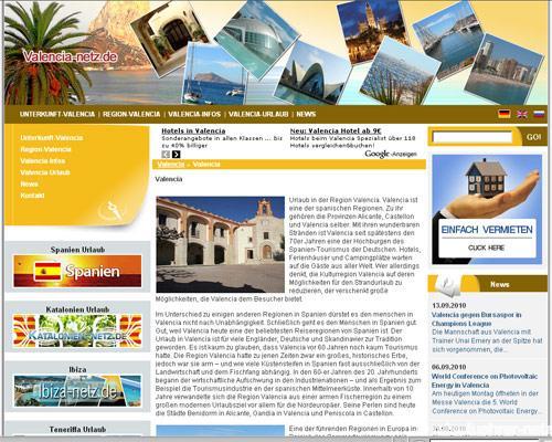www.valencia-netz.de